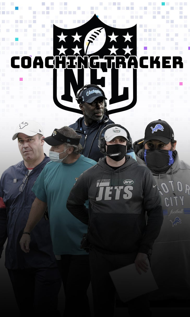 NFL Coaching Tracker