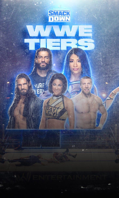 WWE SmackDown Superstar Tier List 1.0