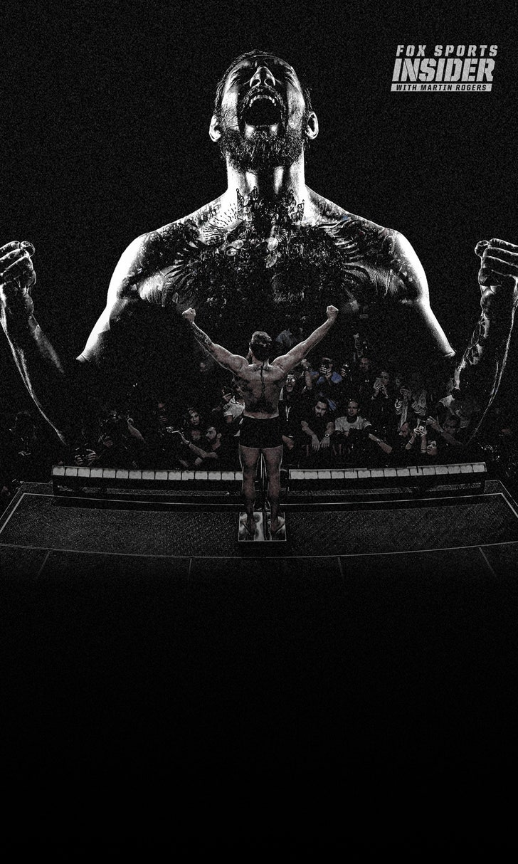 A New, Reserved Conor McGregor