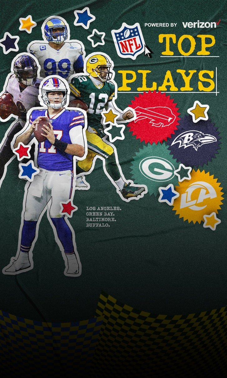 Top Plays: Divisional Saturday
