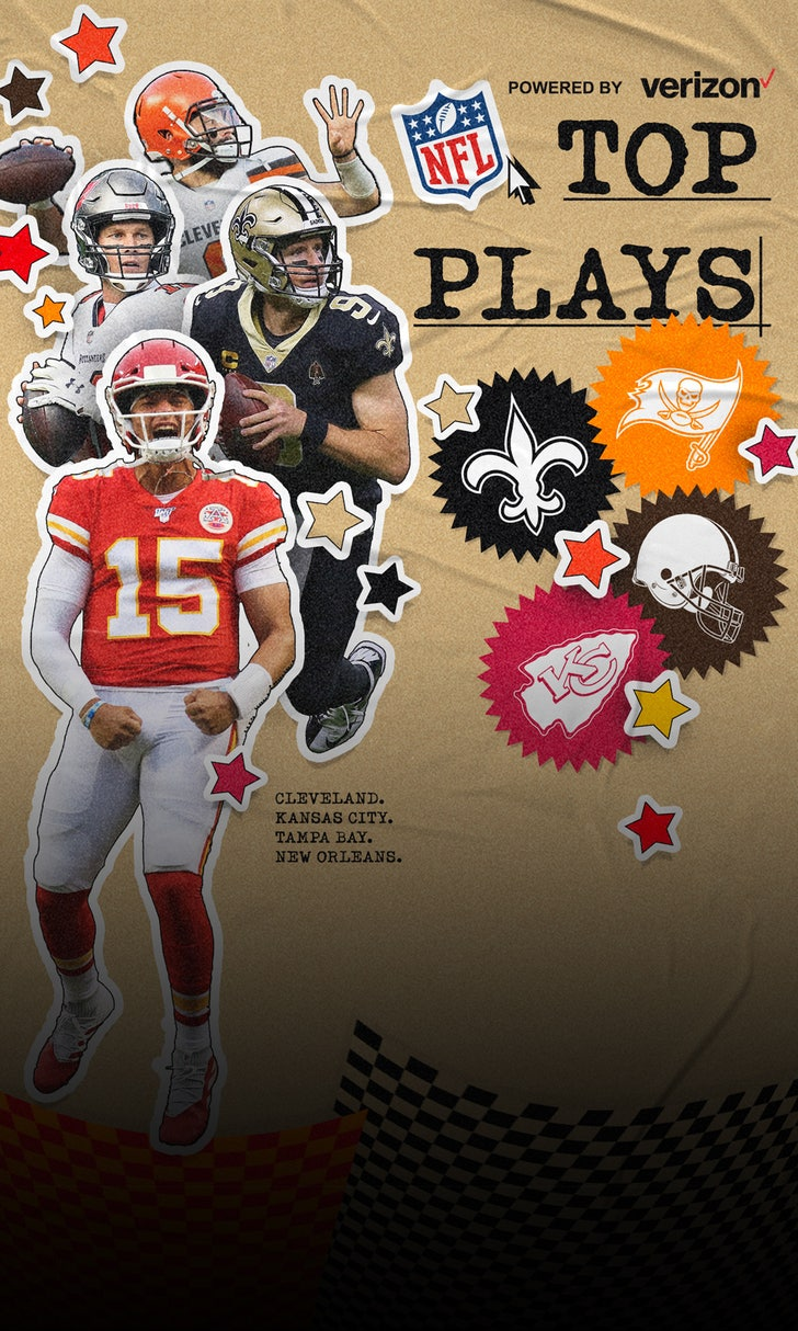 Top Plays: Divisional Sunday