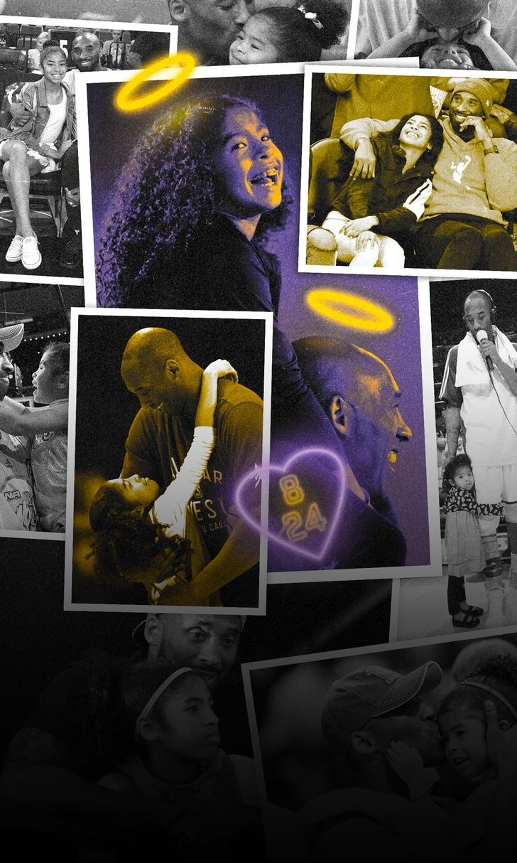 Sports World Honors Kobe And Gigi