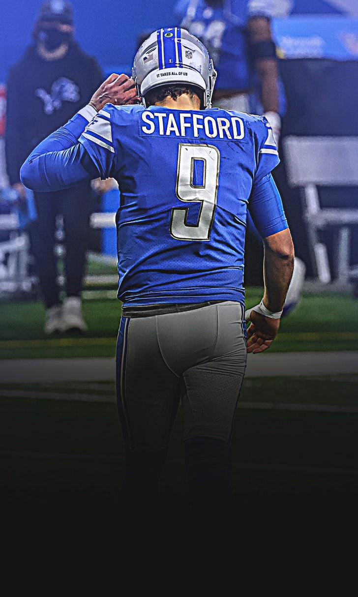 Six Degrees Of Matthew Stafford