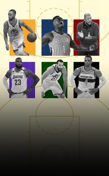Chris Broussard's NBA 6-Pack