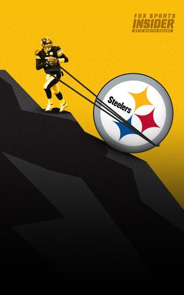 Steelers & Big Ben Face Uphill Battle