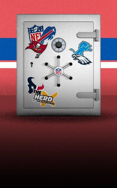 Colin's locks for the NFL season