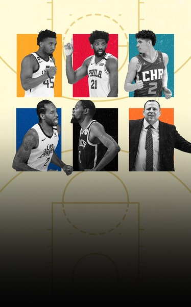 NBA 6-Pack: Early-Season Heat Check