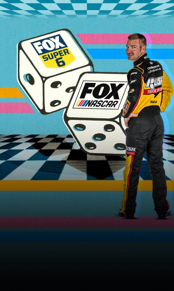Win $10,000 with NASCAR Super 6