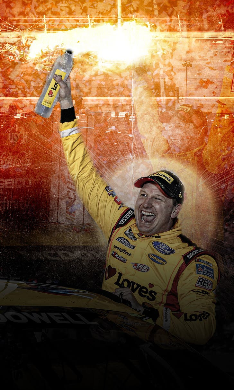 McDowell breaks through at Daytona