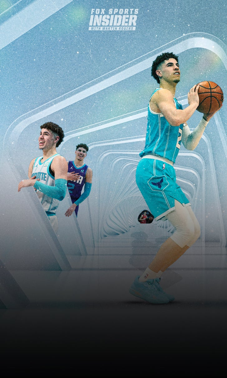 LaMelo Ball's Path To NBA Stardom