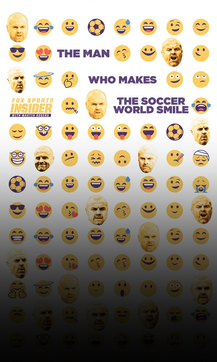 The Man Who Makes The Soccer World Smile