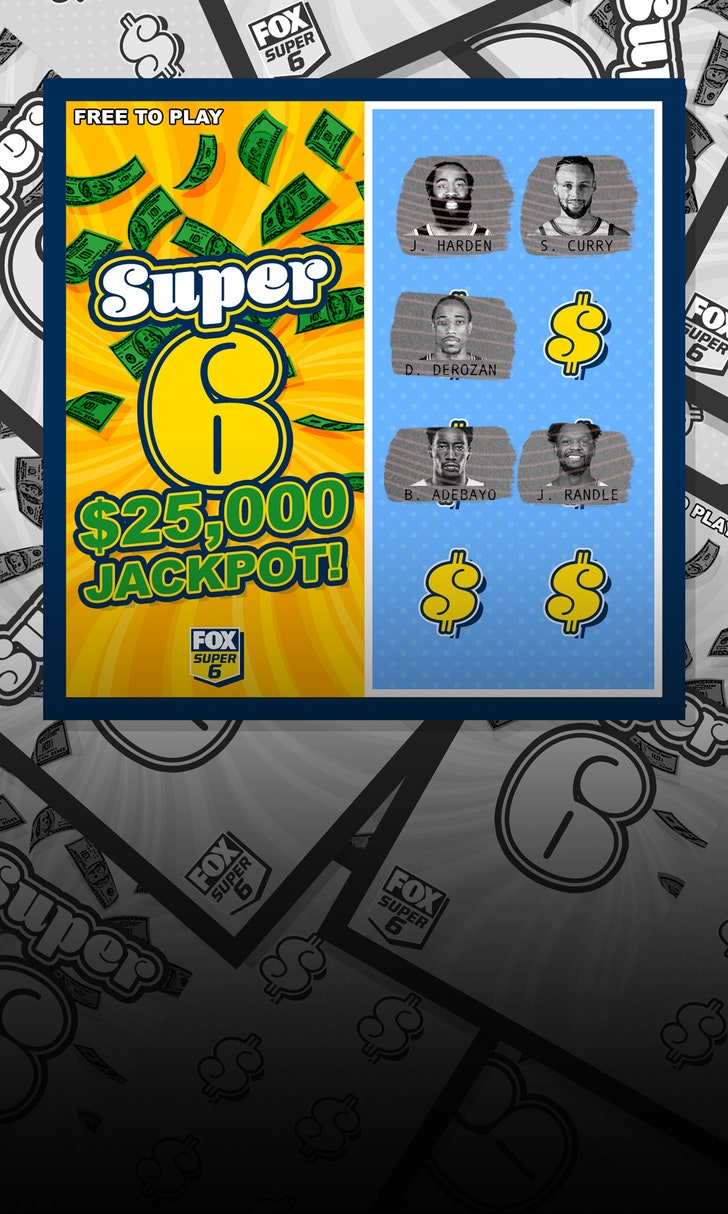 How To Win $25,000 In NBA Super 6