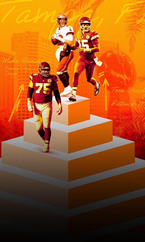 The Super Bowl MVP Pyramid