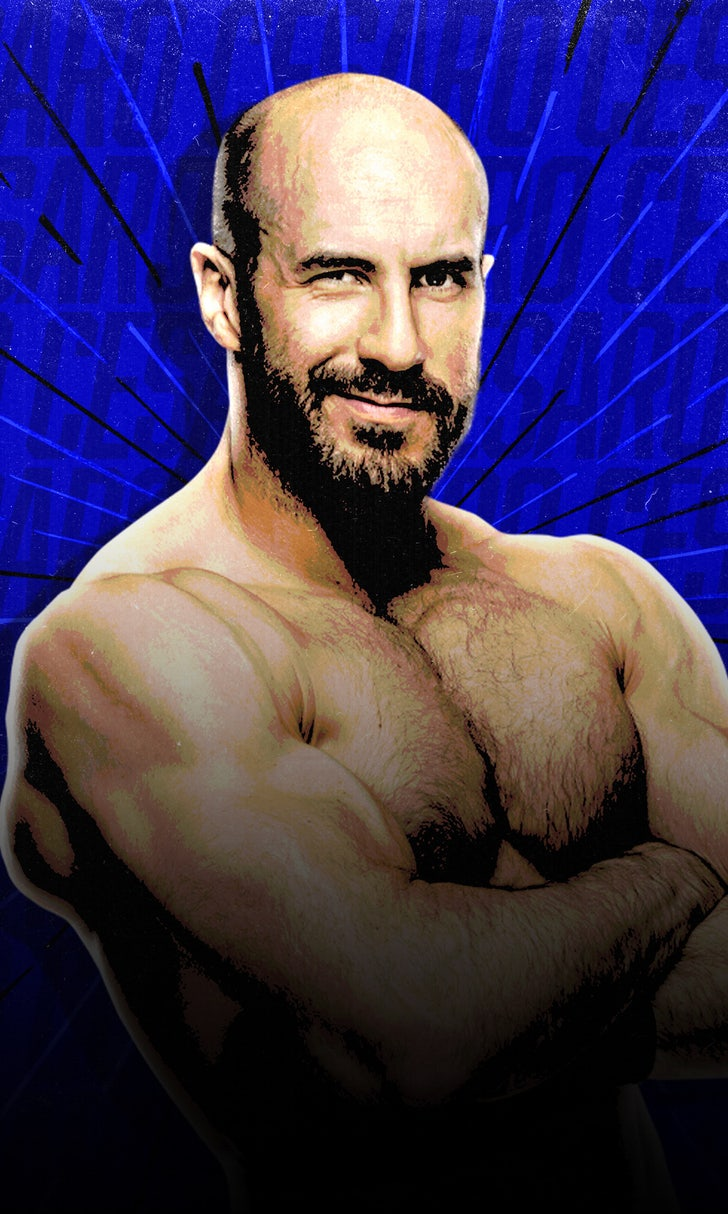 The Best is Yet to Come for Cesaro
