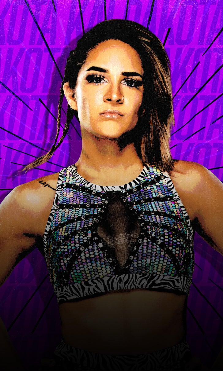 Dakota Kai Wants Tag Team Gold