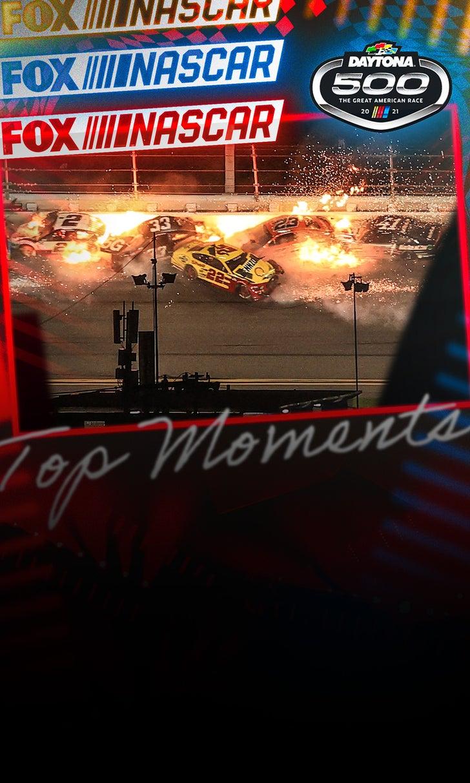 Top Moments From Daytona 500
