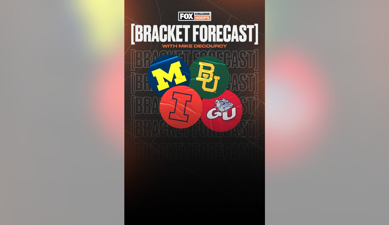 Bracket Forecast: Michigan State falls, Houston a team to watch