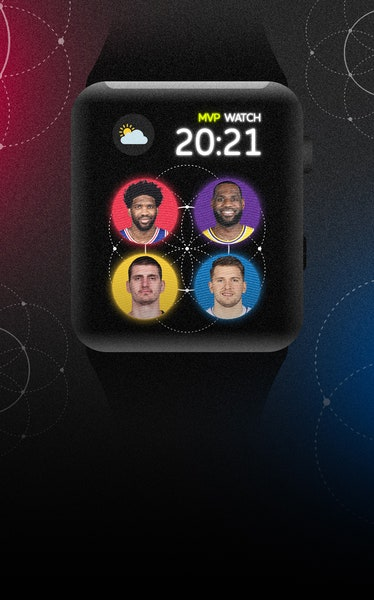 NBA MVP Watch: LeBron Leads The Pack