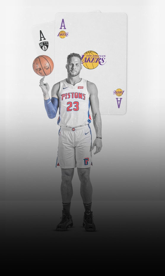 Where Should Blake Griffin Play Next?
