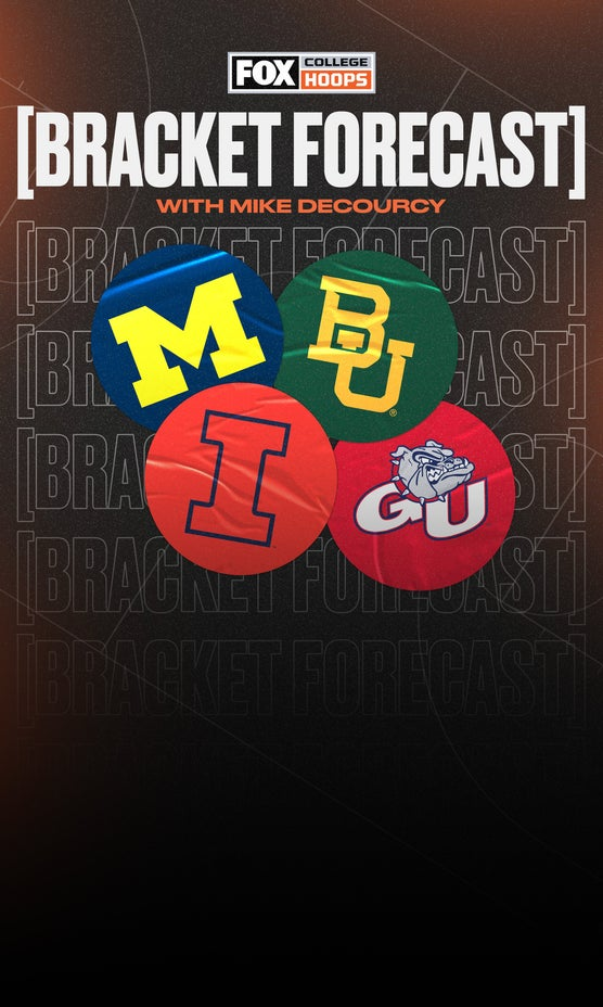 Bracket Forecast: Top seeds on lock