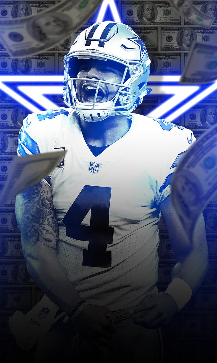 Dak Gets His Deal