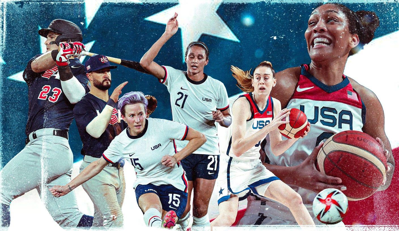 Olympics recap: Team USA baseball, basketball, USWNT win on Day 7 of Tokyo Games - FOXSports.com