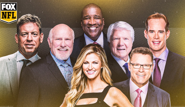 FOX Sports unveils 2021 NFL broadcast teams