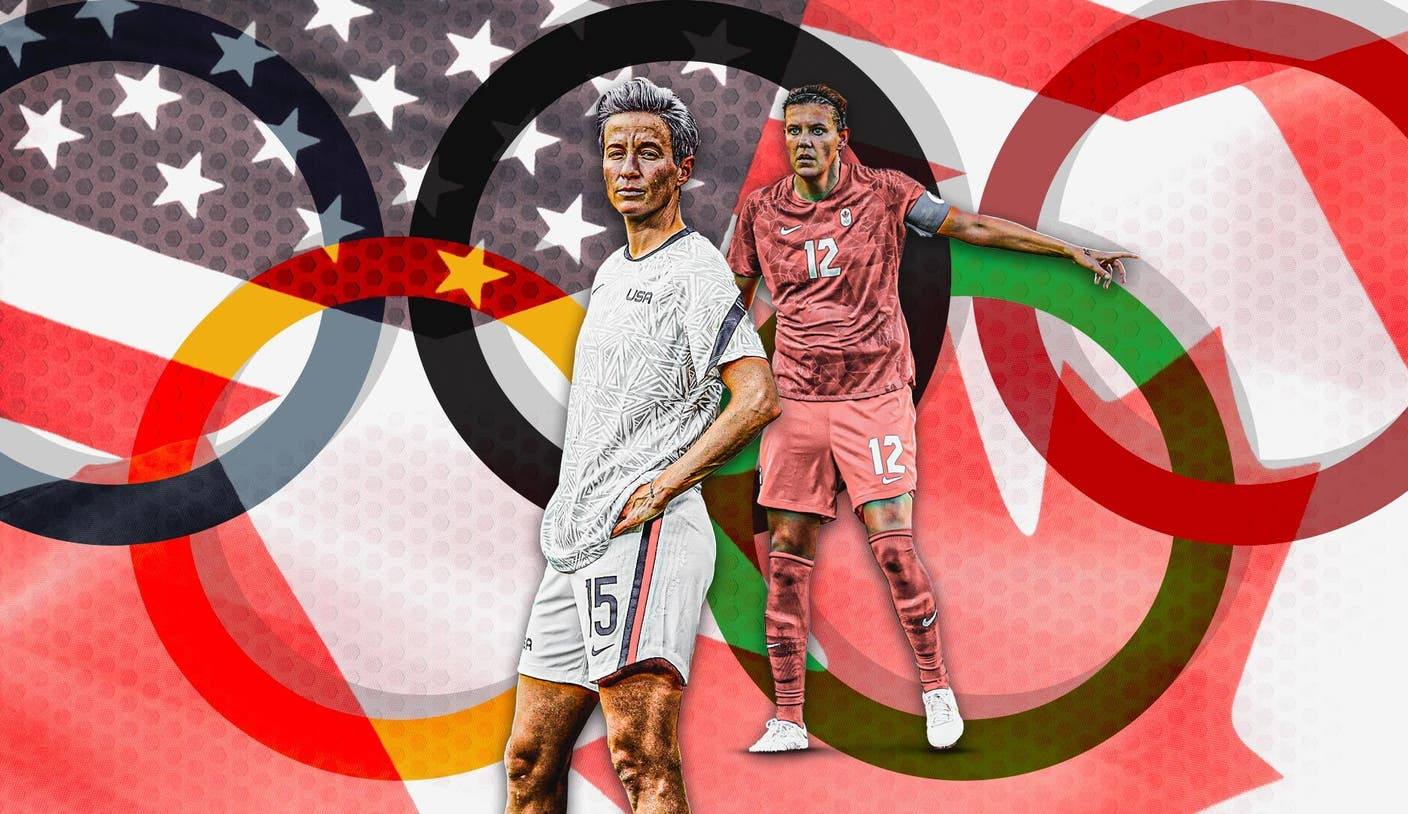 USWNT, chief-rival Canada primed for battle to reach Olympic final