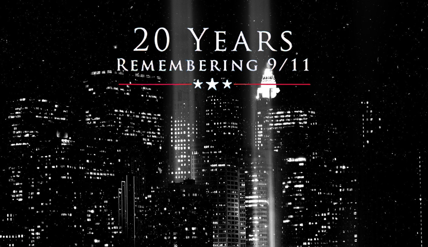 The sports world remembers 9/11 on 20th anniversary