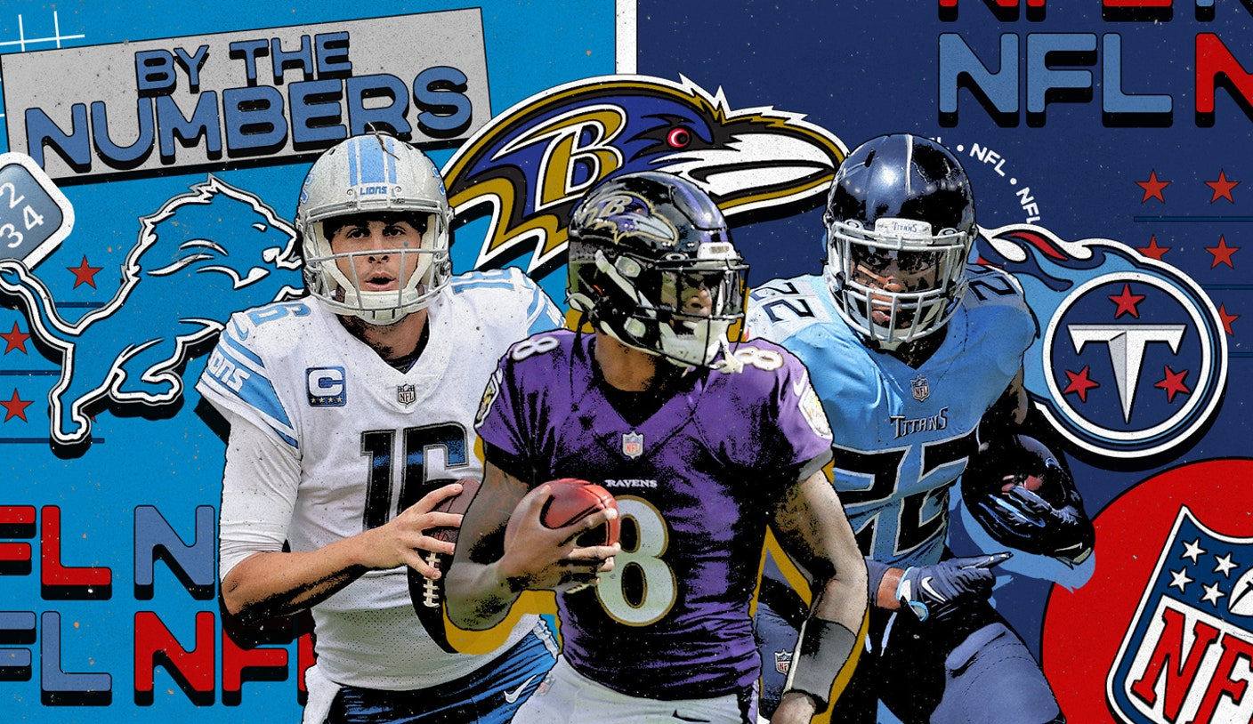 By The Numbers: Cardinals' quest to remain unbeaten, Goff-Stafford showdown highlight Week 7