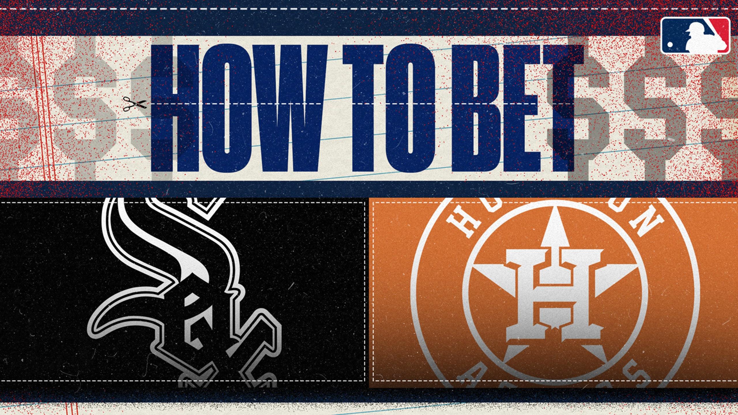 MLB odds: How to bet Astros vs. White Sox, picks, point ...